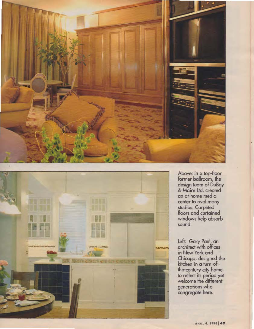 1993 April 4th - CHICAGO TRIBUNE MAGAZINE HOME DESIGN - Room with a Coup_Page_3