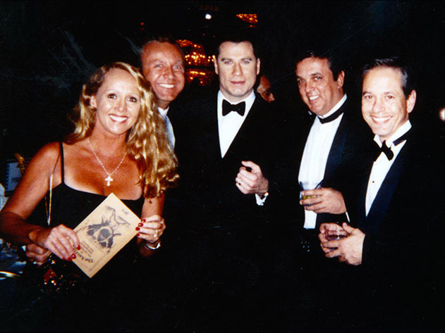 Karen Murphy (a.k.a. Miss Hollywood), John Robert Wiltgen, John Travolta, Bobby Cooper, Robert Berman