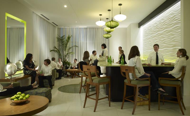 Commercial Interior Designer For Nightclub