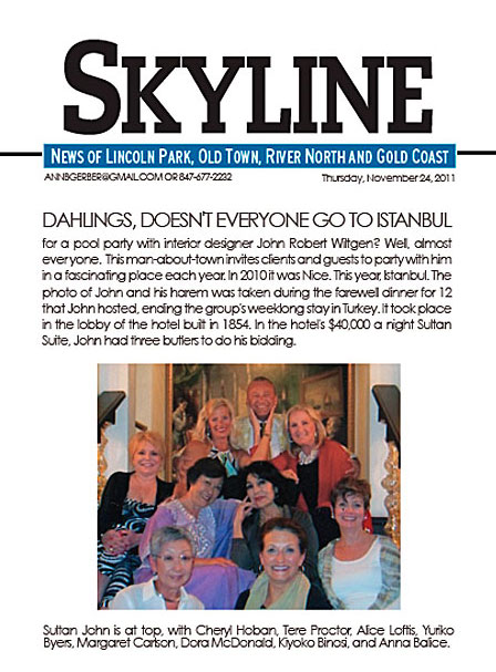 Skyline Article - Doesnt Everyone Got To Instanbul